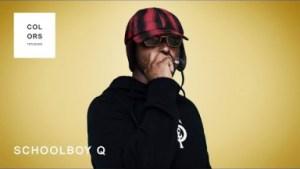 "Schoolboy Q Performs ""numb Numb Juice"" For Colors"